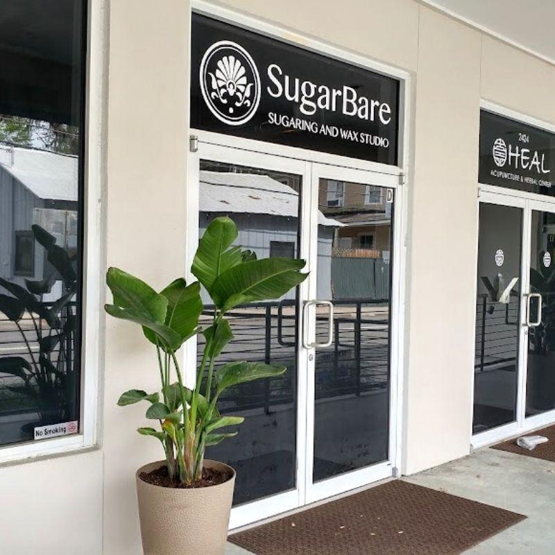 sugarbare sugaring and waxing studio savannah